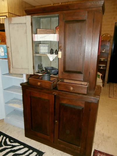 Beautiful Unique Antique Macey Oak File Barrister Bookcase $1095 - Home